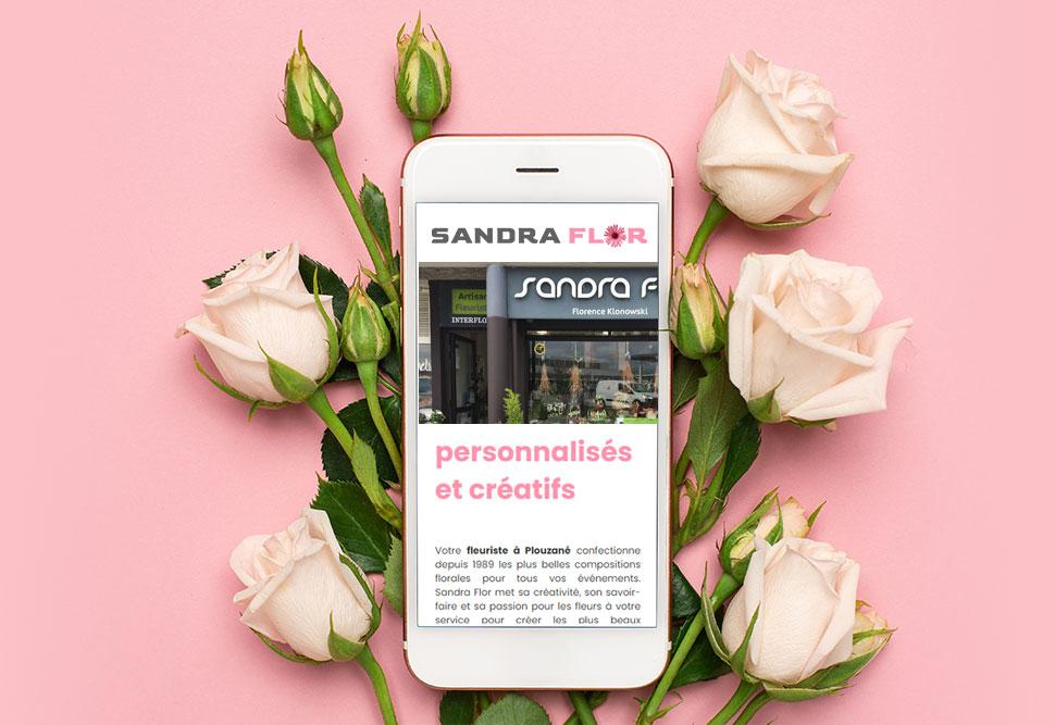 fleurs pour tout occasion à Plouzané | Sandra Flor