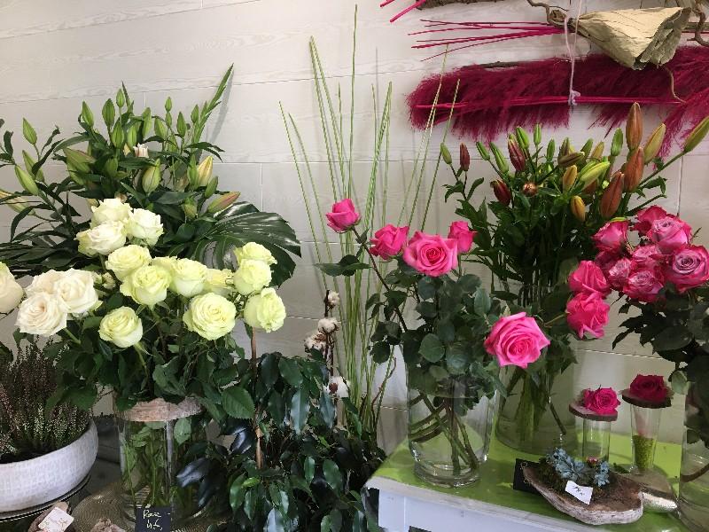 composition florales à Plouzané | Sandra Flor